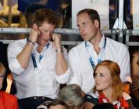 Principe William, Principe Harry - Glasgow - 28-07-2014 - La boxe è davvero troppo per Kate Middleton