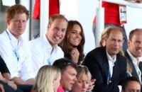 Principe William, Kate Middleton, Principe Harry - 28-07-2014 - La boxe è davvero troppo per Kate Middleton