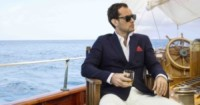 Jude Law - Los Angeles - 06-03-2014 - Jude Law, un gentleman per Johnnie Walker Blue Label