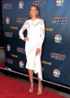 Heidi Klum - New York - 30-07-2014 - Quest'autunno, le celebrity vanno… in bianco!