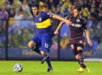 Juan Roman Riquelme - 11-05-2014 - Ecco i calciatori nel mirino dell'anonima sequestri