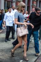 Taylor Swift - New York - 31-07-2014 - Taylor Swift sinonimo di outfit alla moda