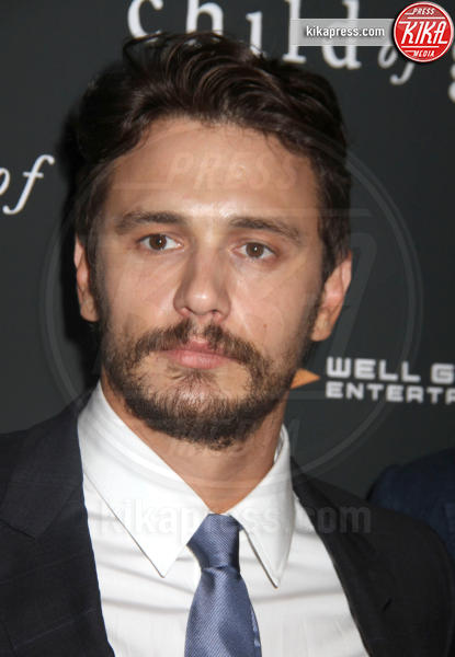 James Franco - New York - 30-07-2014 - Per le star il barbiere può chiudere bottega