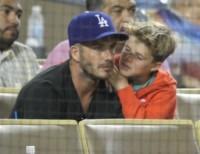 Romeo Beckham, David Beckham - Los Angeles - 31-07-2014 - Mammo son tanto felice, il lato paterno dei vip