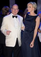 Principe Alberto di Monaco, Principessa Charlene Wittstock - Monaco - 01-08-2014 - Charlene avrà due gemelli: quante star come lei!