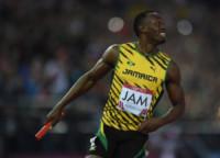 Usain Bolt - Glasgow - 02-08-2014 - Usain Bolt, notte brava a Rio: scappatella con una studentessa