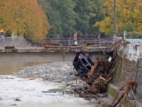 Alluvione - Borghetto Vara - 27-10-2011 - Dal Vajont al Refrontolo: quando l'acqua diventa tragedia