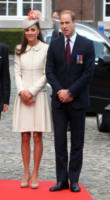 Principe William, Kate Middleton - Liege - 04-08-2014 - Kate Middleton ancora incinta: adesso è ufficiale!