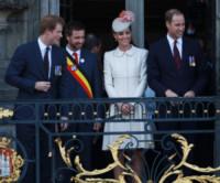 Principe William, Kate Middleton, Principe Harry - Mons - 04-08-2014 - Principe Harry: i 30 anni dello scapolo più ambito al mondo