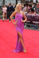 Kimberly Garner - Londra - 04-08-2014 - Il primo red carpet di Antonio Banderas…senza fede al dito!