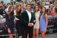 Jennifer Flavin, Sylvester Stallone - Londra - 04-08-2014 - Il primo red carpet di Antonio Banderas…senza fede al dito!