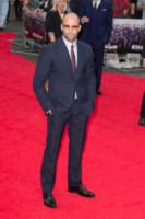 Jason Statham - Londra - 04-08-2014 - Il primo red carpet di Antonio Banderas…senza fede al dito!