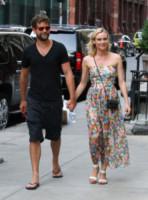 Diane Kruger, Joshua Jackson - New York - 05-08-2014 - Cruel Intentions: la reunion sedici anni dopo