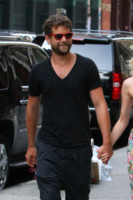 Joshua Jackson - New York - 05-08-2014 - Joshua Jackson, la nuova fiamma è la fotocopia di Diane Kruger