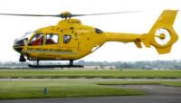 East Anglian Air Ambulance, Elicottero - Cambridgeshire - 07-08-2014 - Nuovo lavoro per il principe William