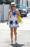 Reese Witherspoon - Los Angeles - 08-08-2014 - Blue China Print: siamo tutte bambole di porcellana!