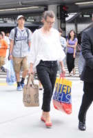 Milla Jovovich - Los Angeles - 08-08-2014 - Questo autunno copriamoci, ma sveliamo le caviglie
