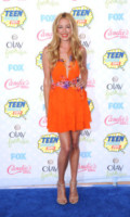 Cat Deeley - Los Angeles - 10-08-2014 - Giallo e arancione, colori del sole e dell'estate!