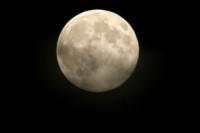Luna piena - Zagabria - 10-08-2014 - Una Luna cosi grande non si vedeva da 133 anni