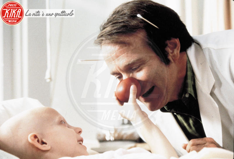 Patch Adams, Robin Williams - Los Angeles - 30-08-1982 - Robin Williams: bisogna essere tristi per fare ridere