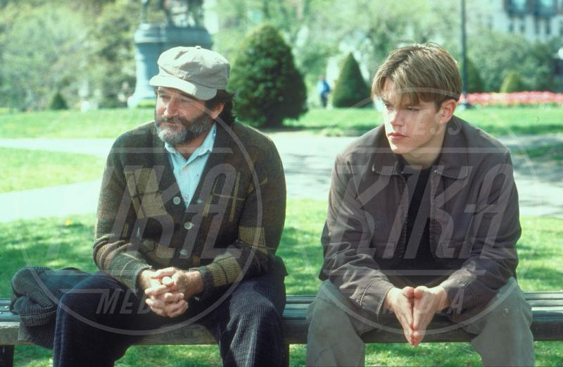 Will Hunting, Robin Williams, Matt Damon - Los Angeles - 30-08-1982 - Robin Williams: bisogna essere tristi per fare ridere