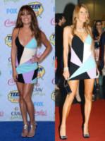 Anna Dello Russo, Lea Michele - 12-08-2014 - Lea Michele e Anna Dello Russo: chi lo indossa meglio?