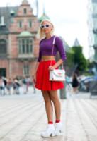 Martina Marteriela - Copenhagen - 07-08-2014 - Il ritorno del calzino: chic or choc?