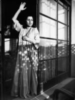 Anna Magnani - Londra - 02-10-1960 - Cortinametraggio ricorda Anna Magnani