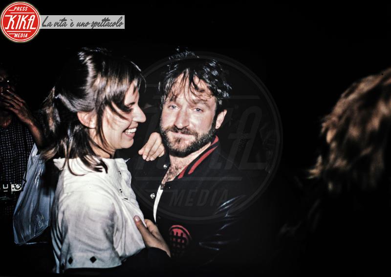 Valerie Velardi, Robin Williams - New York - 14-08-2014 - Mel B - Stephen Belafonte: anche per loro, galeotta fu la tata