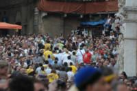 Sorteggio, Palio di Siena - Siena - 13-08-2014 - Palio di Siena: Assegnati i cavalli alle dieci contrade