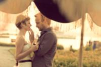 Alex Pelling, Lisa Gant - Ungheria - 10-07-2013 - Sposi per la 66esima volta, quando il sì è una routine