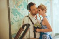 Alex Pelling, Lisa Gant - Germania - Sposi per la 66esima volta, quando il sì è una routine