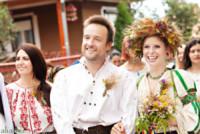 Alex Pelling, Lisa Gant - Romania - 10-08-2013 - Sposi per la 66esima volta, quando il sì è una routine