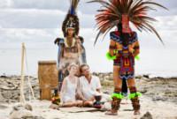 Alex Pelling, Lisa Gant - Messico - 05-01-2012 - Sposi per la 66esima volta, quando il sì è una routine