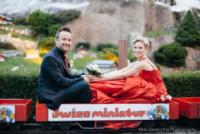 Alex Pelling, Lisa Gant - Svizzera - 26-08-2013 - Sposi per la 66esima volta, quando il sì è una routine