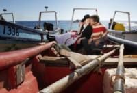 Alex Pelling, Lisa Gant - Cile - 04-08-2012 - Sposi per la 66esima volta, quando il sì è una routine