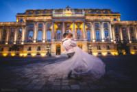 Alex Pelling, Lisa Gant - Budapest - 09-07-2013 - Sposi per la 66esima volta, quando il sì è una routine