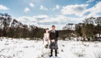 Alex Pelling, Lisa Gant - Scozia - 28-03-2013 - Sposi per la 66esima volta, quando il sì è una routine