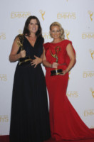 Marina Toybina, Sillivan, Grainne O&#39 - Los Angeles - 17-08-2014 - Creative Arts Emmy, trionfa il network HBO