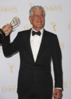 Anthony Bourdain - Los Angeles - 17-08-2014 - Creative Arts Emmy, trionfa il network HBO