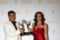 Tabitha Dumo, Napoleon Dumo - Los Angeles - 17-08-2014 - Creative Arts Emmy, trionfa il network HBO