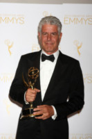 Anthony Bourdain - Los Angeles - 17-08-2014 - Creative Arts Emmy, Anthony Bourdain vince due premi postumi