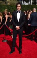 Ian Somerhalder - Los Angeles - 16-08-2014 - Ian Somerhalder-Nina-Nikki: triangolo prima delle nozze?