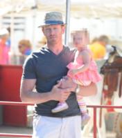 Mia Loren Ziering, Ian Ziering - Los Angeles - 17-08-2014 - Mammo son tanto felice, il lato paterno dei vip