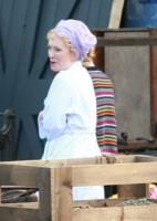 Lindsay Duncan - GLOUCESTER - 18-08-2014 - Mia Wasikowska ritorna Alice per Attraverso lo specchio
