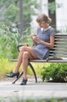 Taylor Swift - Manhattan - 01-08-2014 - Back to school: tutte studentesse preppy con il colletto!