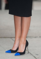 Katherine Jenkins - Londra - 30-06-2014 - Back to school: tutte studentesse preppy con il colletto!