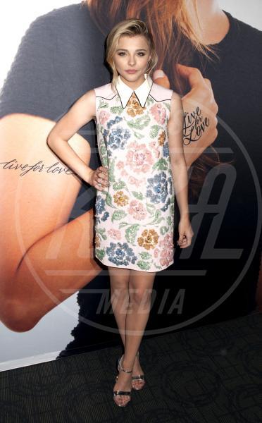 Chloe Grace Moretz - New York - 18-08-2014 - Kristen Stewart e Chloe Grace Moretz, bellezze a confronto