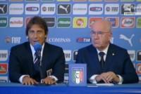 Antonio Conte - Roma - 19-08-2014 - Antonio Conte nuovo CT dell'Italia: ecco la firma