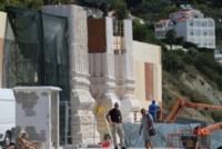 Set Trono di Spade - Spalato - 19-08-2014 - Trono di Spade: lavori in corso sul set in Croazia